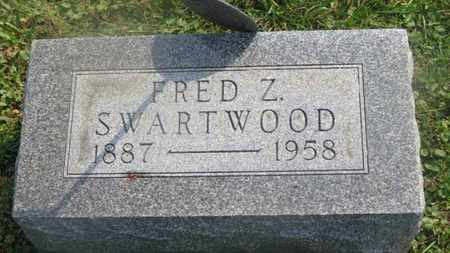 SMARTWOOD, FRED Z. - Delaware County, Ohio | FRED Z. SMARTWOOD - Ohio Gravestone Photos