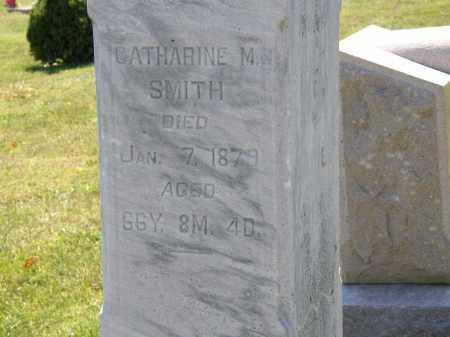 SMITH, CATHARINE M. - Delaware County, Ohio   CATHARINE M. SMITH - Ohio Gravestone Photos