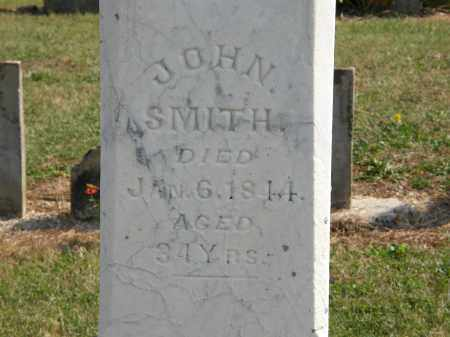 SMITH, JOHN - Delaware County, Ohio | JOHN SMITH - Ohio Gravestone Photos