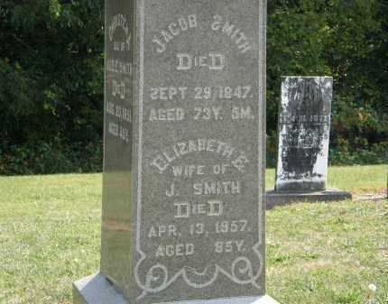 SMITH, JACOB - Delaware County, Ohio | JACOB SMITH - Ohio Gravestone Photos