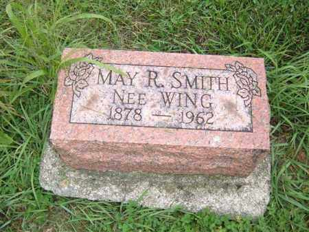WING SMITH, MAY - Delaware County, Ohio | MAY WING SMITH - Ohio Gravestone Photos