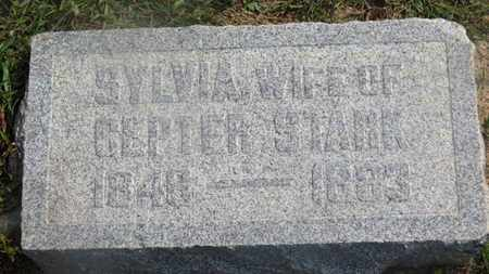 STARK, SYLVANIA - Delaware County, Ohio | SYLVANIA STARK - Ohio Gravestone Photos