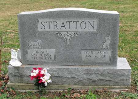 JACOBS STRATTON, JONDA L. - Delaware County, Ohio | JONDA L. JACOBS STRATTON - Ohio Gravestone Photos