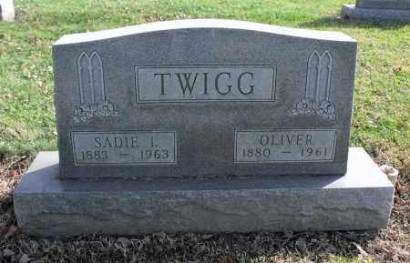 TWIGG, OLIVER - Delaware County, Ohio | OLIVER TWIGG - Ohio Gravestone Photos