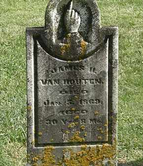 VAN HOUTEN, JAMES H. - Delaware County, Ohio | JAMES H. VAN HOUTEN - Ohio Gravestone Photos