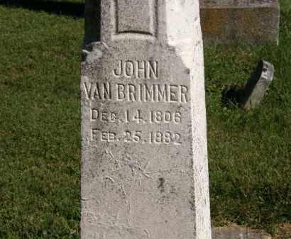 VANBRIMMER, JOHN - Delaware County, Ohio | JOHN VANBRIMMER - Ohio Gravestone Photos