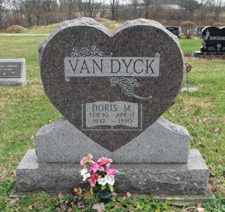 VANDYCK, DORIS M. - Delaware County, Ohio | DORIS M. VANDYCK - Ohio Gravestone Photos