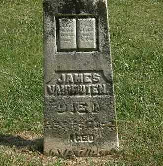 VANHOUTEN, JAMES - Delaware County, Ohio | JAMES VANHOUTEN - Ohio Gravestone Photos