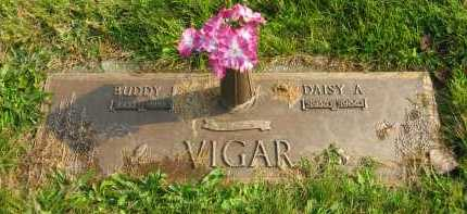 VIGAR, DAISEY ALICE - Delaware County, Ohio | DAISEY ALICE VIGAR - Ohio Gravestone Photos