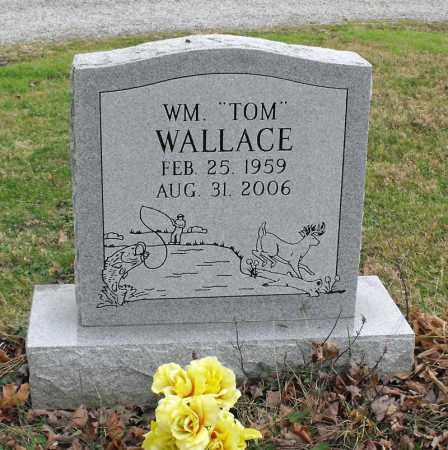"WALLACE, WILLIAM ""TOM"" - Delaware County, Ohio 