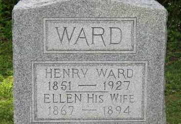 WARD, HENRY - Delaware County, Ohio | HENRY WARD - Ohio Gravestone Photos