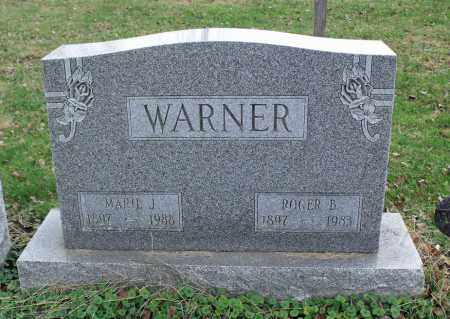 WARNER, MARIE - Delaware County, Ohio | MARIE WARNER - Ohio Gravestone Photos