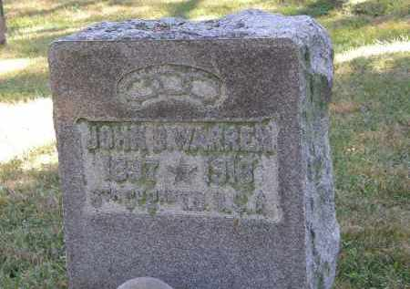 WARREN, JOHN B. - Delaware County, Ohio | JOHN B. WARREN - Ohio Gravestone Photos