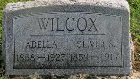 WILCOX, ADELLA - Delaware County, Ohio | ADELLA WILCOX - Ohio Gravestone Photos