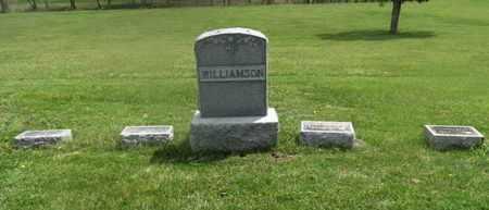 WILLIAMSON, FAMILY MARKER - Delaware County, Ohio | FAMILY MARKER WILLIAMSON - Ohio Gravestone Photos