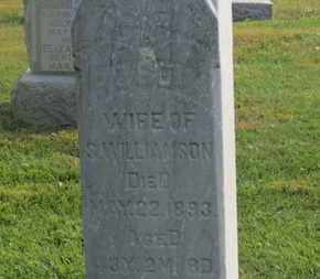 WILLIAMSON, ROSE V. - Delaware County, Ohio | ROSE V. WILLIAMSON - Ohio Gravestone Photos
