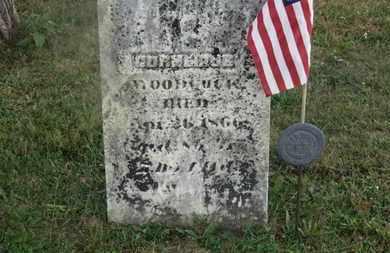 WOODCOCK, CORNELIUS - Delaware County, Ohio | CORNELIUS WOODCOCK - Ohio Gravestone Photos