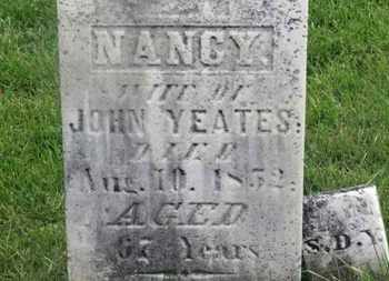 YEATS, NANCY - Delaware County, Ohio | NANCY YEATS - Ohio Gravestone Photos