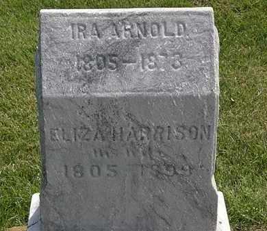 ARNOLD, IRA - Erie County, Ohio | IRA ARNOLD - Ohio Gravestone Photos