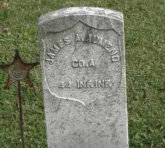 AUMEND, JAMES A. - Erie County, Ohio | JAMES A. AUMEND - Ohio Gravestone Photos