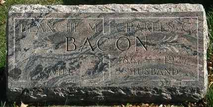 BACON, BLANCHE M. - Erie County, Ohio | BLANCHE M. BACON - Ohio Gravestone Photos
