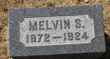 BACON, MELVIN S. - Erie County, Ohio | MELVIN S. BACON - Ohio Gravestone Photos
