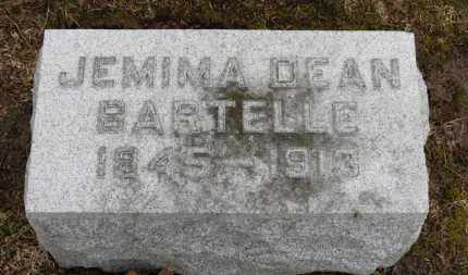 BARTELLE, JEMINA - Erie County, Ohio | JEMINA BARTELLE - Ohio Gravestone Photos