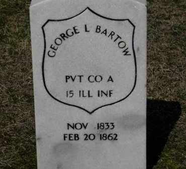 BARTON, GEORGE L. - Erie County, Ohio | GEORGE L. BARTON - Ohio Gravestone Photos