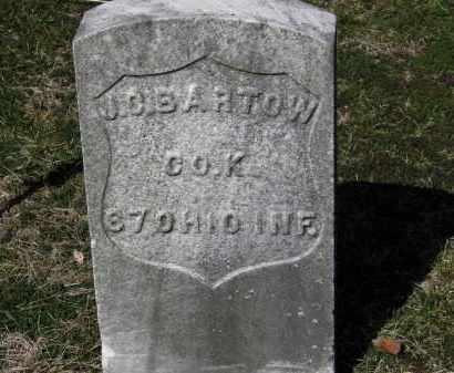 BARTOW, J.C. - Erie County, Ohio | J.C. BARTOW - Ohio Gravestone Photos
