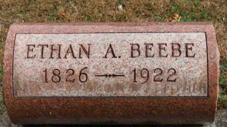 BEEBE, ETHAN A. - Erie County, Ohio | ETHAN A. BEEBE - Ohio Gravestone Photos