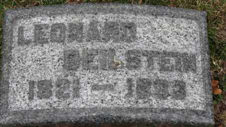 BEILSTEIN, LEONARD - Erie County, Ohio | LEONARD BEILSTEIN - Ohio Gravestone Photos
