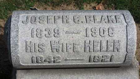 BLAKE, HELEN - Erie County, Ohio | HELEN BLAKE - Ohio Gravestone Photos