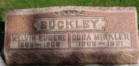BUCKLEY, DORA - Erie County, Ohio | DORA BUCKLEY - Ohio Gravestone Photos