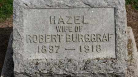 BURGGRAF, HAZEL - Erie County, Ohio | HAZEL BURGGRAF - Ohio Gravestone Photos
