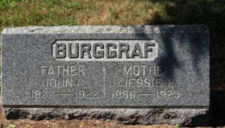 BURGGRAF, JESSIE P. - Erie County, Ohio | JESSIE P. BURGGRAF - Ohio Gravestone Photos