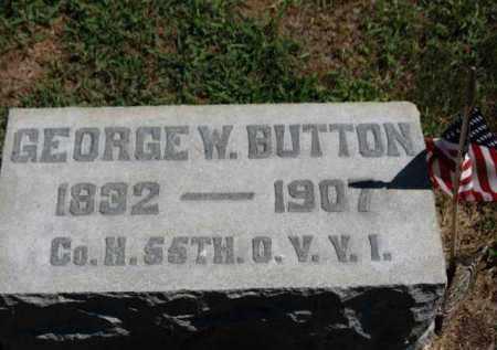 BUTTON, GEORGE W. - Erie County, Ohio | GEORGE W. BUTTON - Ohio Gravestone Photos