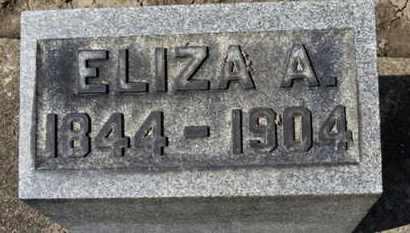 CASSIDY, ELIZA A. - Erie County, Ohio | ELIZA A. CASSIDY - Ohio Gravestone Photos