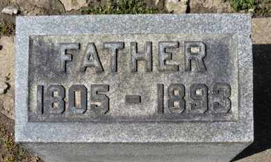CASSIDY, FATHER - Erie County, Ohio | FATHER CASSIDY - Ohio Gravestone Photos