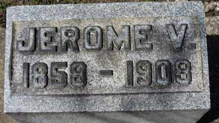 CASSIDY, JEROME V. - Erie County, Ohio | JEROME V. CASSIDY - Ohio Gravestone Photos