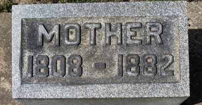 CASSIDY, MOTHER - Erie County, Ohio | MOTHER CASSIDY - Ohio Gravestone Photos