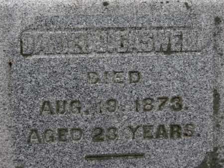 CASWELL, DANIEL - Erie County, Ohio | DANIEL CASWELL - Ohio Gravestone Photos