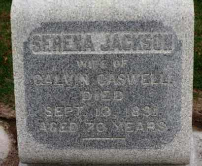 CASWELL, CALVIN - Erie County, Ohio | CALVIN CASWELL - Ohio Gravestone Photos