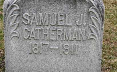CATHERMINE, SAMUEL J. - Erie County, Ohio | SAMUEL J. CATHERMINE - Ohio Gravestone Photos