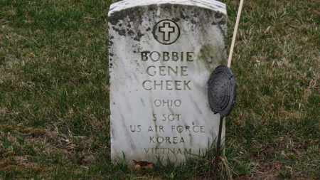 CHEEK, BOBBIE GENE - Erie County, Ohio | BOBBIE GENE CHEEK - Ohio Gravestone Photos