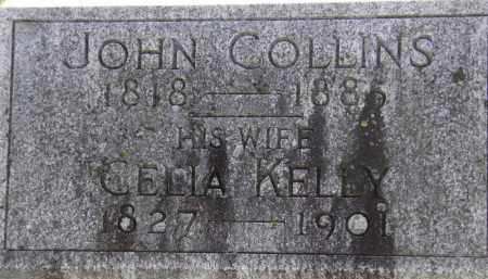COLLINS, JOHN - Erie County, Ohio | JOHN COLLINS - Ohio Gravestone Photos