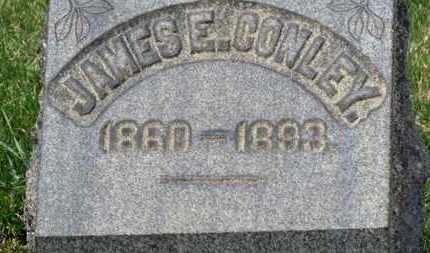 CONLEY, JAMES E. - Erie County, Ohio | JAMES E. CONLEY - Ohio Gravestone Photos