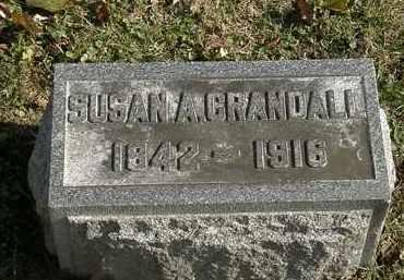 CRANDALL, SUSAN A. - Erie County, Ohio | SUSAN A. CRANDALL - Ohio Gravestone Photos