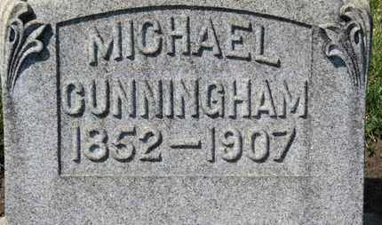 CUNNINGHAM, MICHAEL - Erie County, Ohio | MICHAEL CUNNINGHAM - Ohio Gravestone Photos