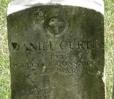 CURTIS, DANIEL - Erie County, Ohio | DANIEL CURTIS - Ohio Gravestone Photos