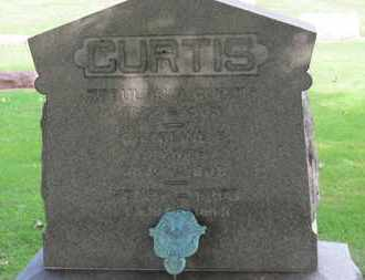 CURTIS, ZEBULON B. - Erie County, Ohio | ZEBULON B. CURTIS - Ohio Gravestone Photos